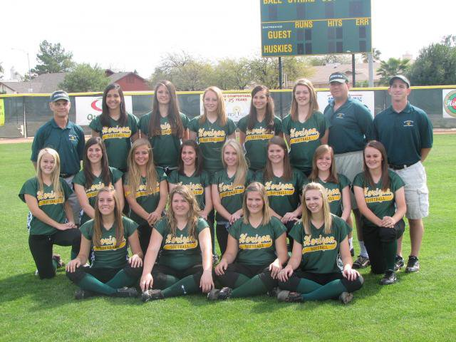 Horizon Varsity Softball 2010
