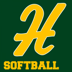 Horizon H_Softball Logo