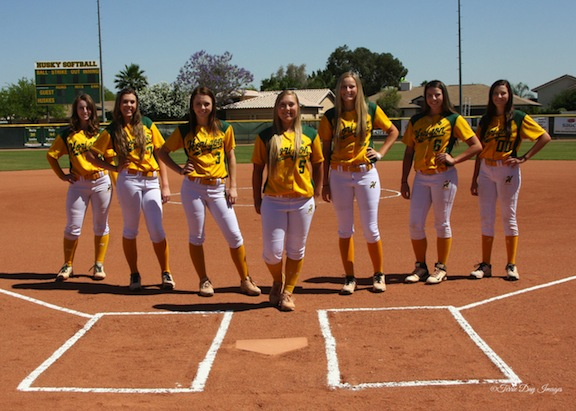 Meet the 2015 Horizon Lady Husky Senior Class